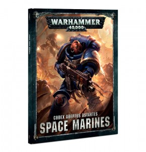 CODEX: SPACE MARINES (ENG) 2017