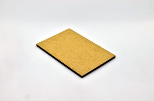 HDF BASE 50x75mm RECTANGLE (1 piece)