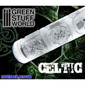CELTIC ROLLING PIN