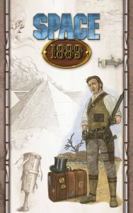 SPACE 1889 GAME MASTERS SCREEN