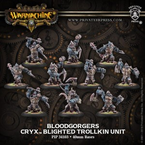 CRYX BLOODGORGERS (10)  REPACK