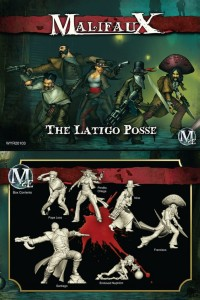 PERDITA BOX SET - THE LATIGO POSSE