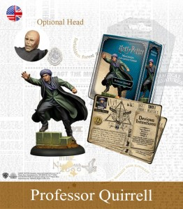 Harry Potter Miniature Game: Quirrel
