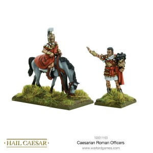 CAESARIAN ROMAN OFFICERS [MADE TO ORDER]