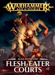 BATTLETOME: FLESH-EATER COURTS (HB) ENG
