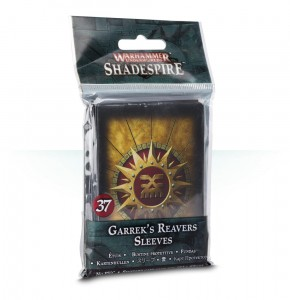 WH UNDERWORLDS: GARREK'S REAVERS SLEEVES