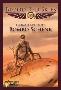 BF 110 ACE: 'BOMBO' SCHENK