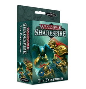 WH UNDERWORLDS: THE FARSTRIDERS