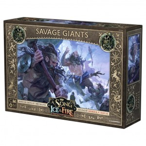 FREE FOLK SAVAGE GIANTS: A SONG OF ICE AND FIRE EXP.