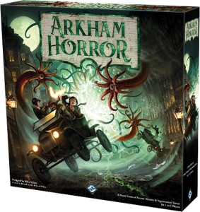 HORROR ARKHAM 3rd EDITION (ENG)