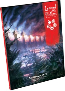ENTER THE SHADOWLANDS (L5R RPG)