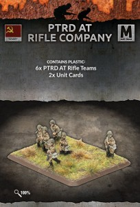 PTRD AT RIFLE COMPANY (6 TEAMS PLASTIC)