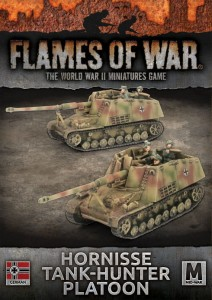 HORNISSE TANK-HUNTER PLATOON (x2)