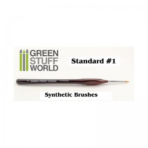 SYNTHETIC BRUSH 1 STANDARD