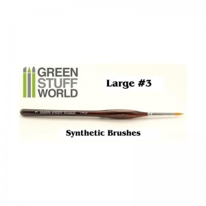 SYNTHETIC BRUSH 3 LARGE
