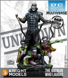 THE BATMAN WHO LAUGHS (MULTIVERSE)