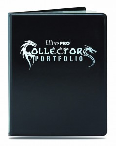ULTRA PRO - COLLECTORS PORTFOLIO - 9-POCKET PORTFOLIO