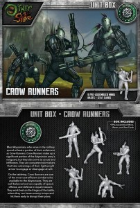 CROW RUNNERS