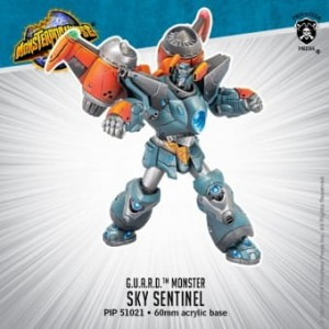 MONPOC GUARD MONSTER SKY SENTINEL
