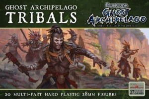 GHOST ARCHIPELAGO TRIBAL