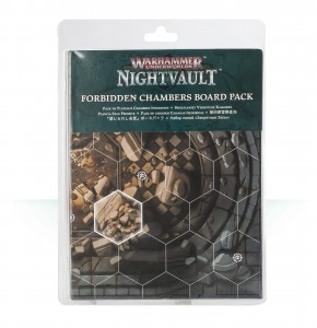 NIGHTVAULT FORBIDDEN CHAMBERS BOARD PACK