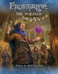 FROSTGRAVE: THE WIZARDS' CONCLAVE