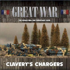 CLAVERY'S CHARGERS (FRENCH ARMY DEAL)
