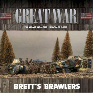 BRETT'S BRAWLERS (US ARMY DEAL)