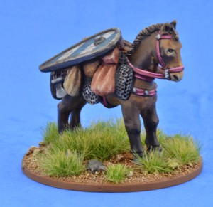 PACK PONY (KITE SHIELD)