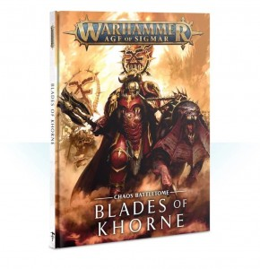 BATTLETOME: BLADES OF KHORNE (HB) (ENG)