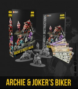 ARCHIE & JOKER'S BIKERS