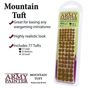 MOUNTAIN TUFT