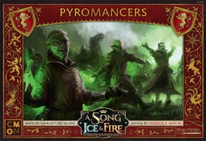 LANNISTER PYROMANCERS: A SONG OF ICE AND FIRE EXPANSION