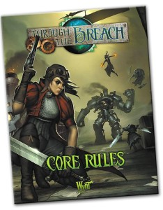 THROUGH THE BREACH (2ND EDITION)