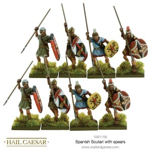SPANISH SCUTARI WITH SPEARS (8)