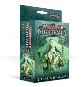 WHU: YLTHARI'S GUARDIANS (ENGLISH)