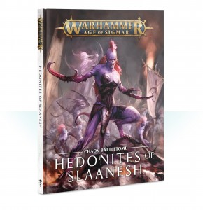 BATTLETOME: HEDONITES OF SLAANESH HB ENG