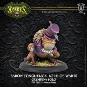 GRYMKIN SOLO BARON TONGUELICK LORD OF WARTS