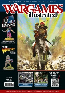 Wargames Illustrated WI380 June Edition