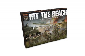 """HIT THE BEACH"" ARMY SET - FLAMES OF WAR (LW)"
