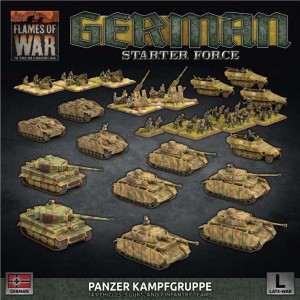 "GERMAN LW ""PANZER KAMPFGRUPPE"" ARMY DEAL"