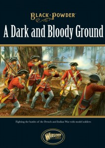 DARK AND BLOOD GROUND - BLACK POWDER SUPPLEMENT