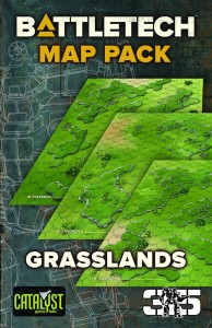 BattleTech Map Set: Grasslands