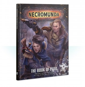 NECROMUNDA: THE BOOK OF PERIL (ENGLISH)