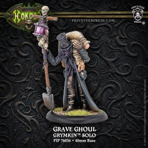 GRYMKIN SOLO GRAVE GHOUL