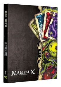 MALIFAUX 3ED. CORE RULEBOOK
