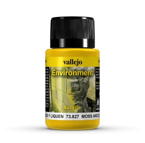 ENVIRONMENT - MOSS AND LICHEN EFFECT 40 ML.