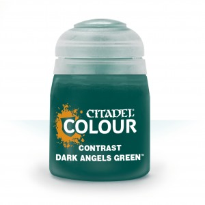 CONTRAST: DARK ANGELS GREEN