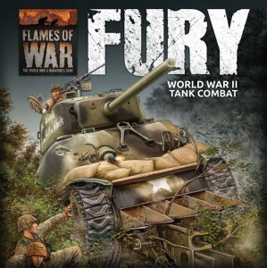 'FURY' STARTER SET - FLAMES OF WAR (LW)