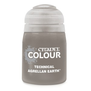 TECHNICAL: AGRELLAN EARTH